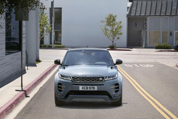 RANGE ROVER EVOQUE HELLO EDITION